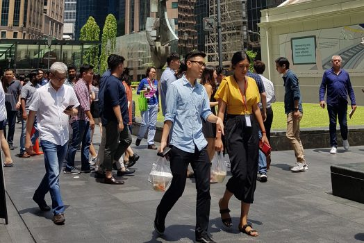 60% of Singaporeans Experienced Work Related Stress